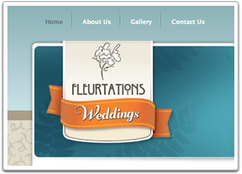 Fleurtations Weddings Objective