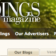Weddings Magazine Website